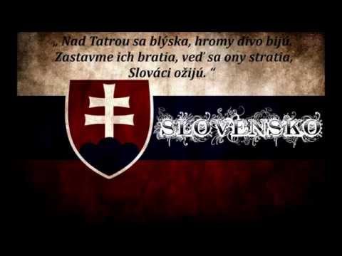 Hymna SR štyri strofy