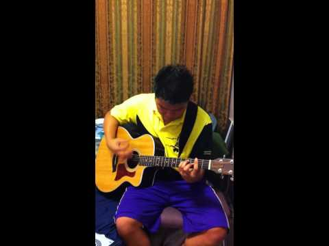 I'll be by edwin mccain (cover song) rgel