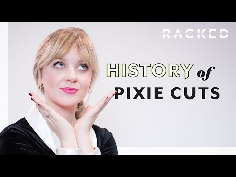 Pixie Cut Hairstyle Origins | History Of | Racked