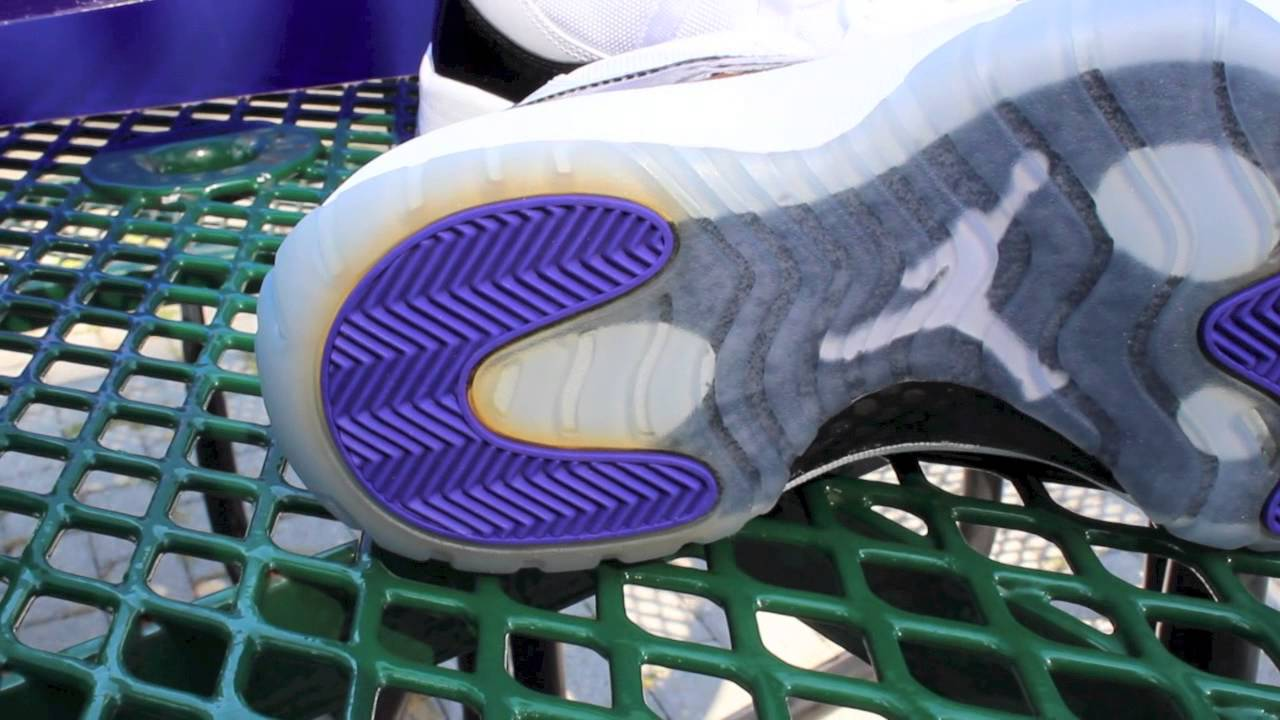 d5382f56671 2018 Guide To Tell If Jordan 11s Are Real or Fake - YouTube