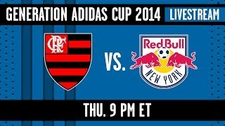 Flamengo vs NY Red Bulls | Generation adidas U-17