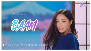 Momoland BAAM Japanese Ver. Yeonwoo MINE.mp3