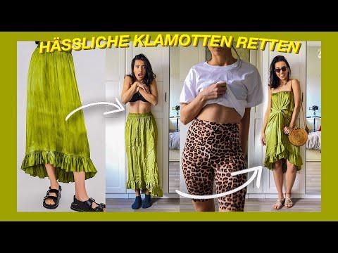 Hässliche Klamotten retten