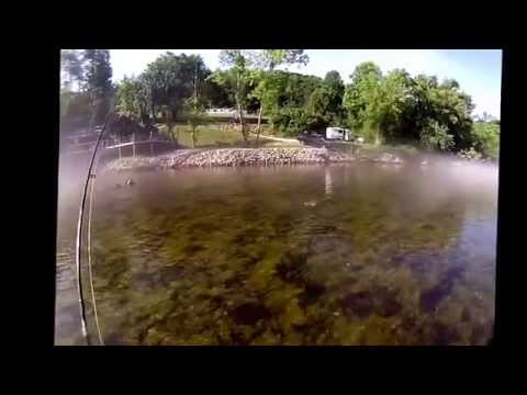 """""""Sunrise"""" - Fly fishing footage from the Clinch River, Tennessee."""