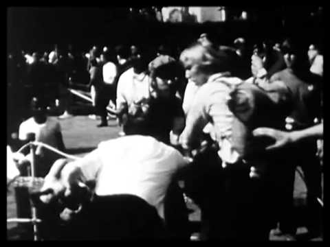 Mayor Richard Daley discusses Chicago riots 1968