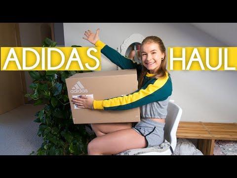 Adidas try-on Haul thumbnail