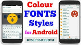 Download set of fonts for vivo in link in descriptions - YouTube