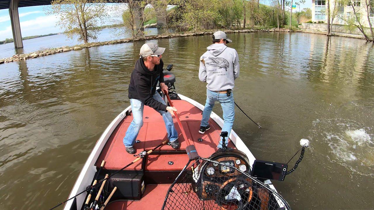 2020 Northern Wisconsin Musky Opener (Fishing Green Bay Tributaries)