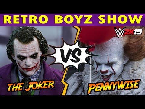 the-joker-vs-pennywise---wwe-2k19-indonesia