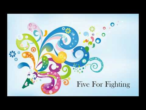 Music Compilation: Best of Five For Fighting