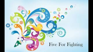 music compilation best of five for fighting