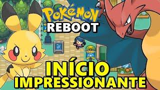 Pokémon Reboot (Hack Rom - GBA) - O Início