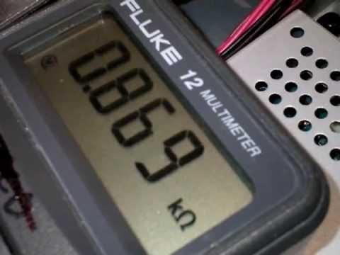 How to check Resistors using meter