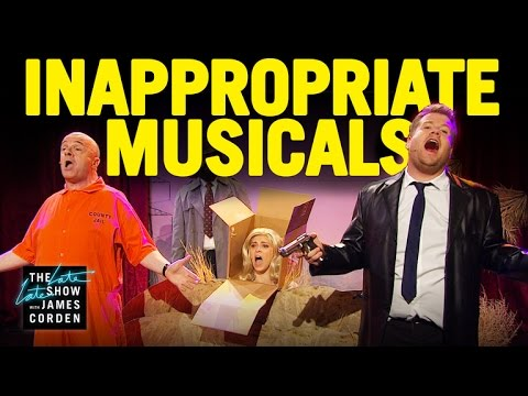 Inappropriate Musicals w Nathan Lane & Rachel Bloom