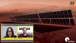 El nuevo seguidor solar SF8 - Entrevista a SOLTEC