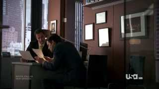 White Collar - The Fox and the Hound - Neal and Peter