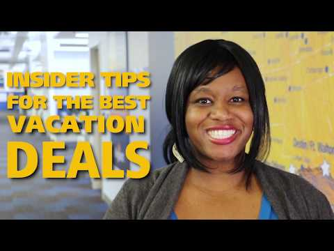 Insider Tips for the Best Vacation Deals