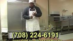 Jones' Good Ass BBQ & Foot Massage - *the Original Commercial