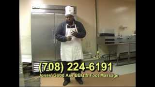 Jones' Good Ass BBQ & Foot Massage - *the Original Commercial