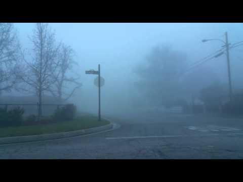 Foggy Morning, El Monte, CA 03/02/2016