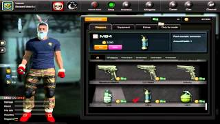 [SF2] S.K.I.L.L Special Force 2 - Capsule Weapon Character Item Shop 2014