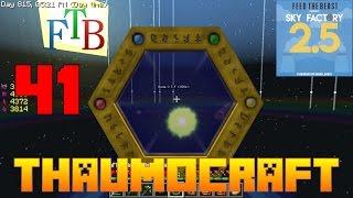 Thaumcraft Node / Sky Factory 2.5 / FTB / Minecraft / Episode 41 / Tutorial