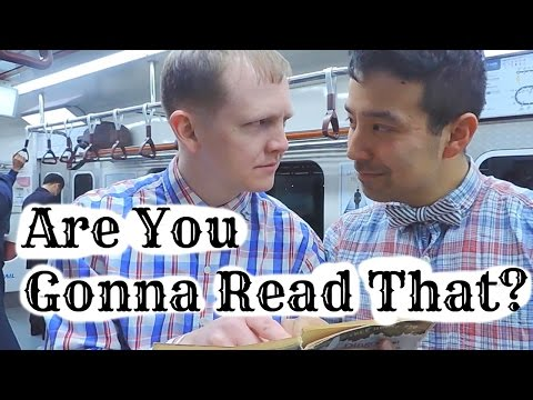 Are You Gonna Read That? Rhett and Link...