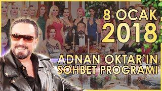 Adnan Oktar'ın Sohbet Programı 8 Ocak 2018