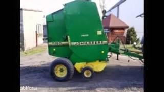 Traktory , maszyny rolnicze , kombajny John deere