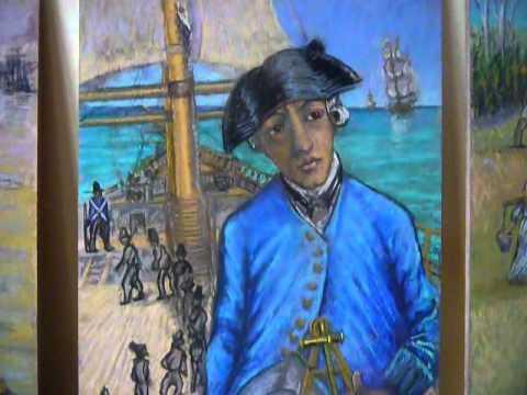 Tasmania history in painting