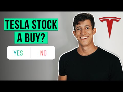 Should You Buy Tesla Stock Right Now?