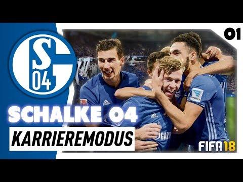 FIFA 18 Karriere S04 ☆ Erster Transfer + wichtige Vertragsverlängerung! ☆ Karrieremodus Schalke #01