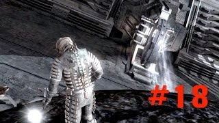 [18] Dead Space Walkthrough Chapter 7-3: Asteroid Release(Line Gun Only)