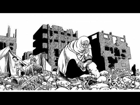 Joe Sacco Galvanizing Social Justice Through Comics