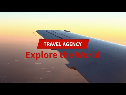 Company Introduction Video Inspiration for the Travel Agency – FlexClip