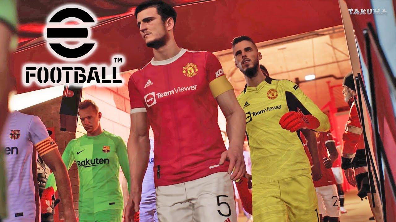 eFootball 2022 (PS5) - เปิดให้เล่นแล้ว โหลดฟรี!!