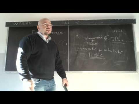 firma digitale - lezione in classe