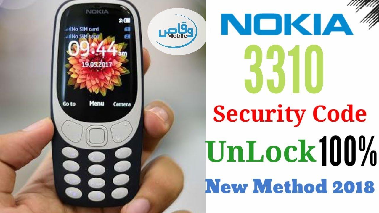 Free unlock code for nokia 3310 plus