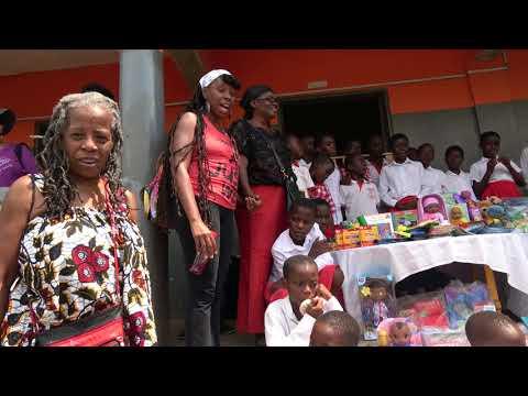 Trinity Home Foundation School Supplies & Donations - Ghana Nov 2017