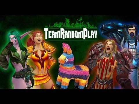 [ES] WoW Legion PvP - Bgs con vosotros! | TeamRandomPlay