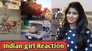 Indian Reaction On It Happens Only In Pakistan | Part 4 | Bindaas Reaction