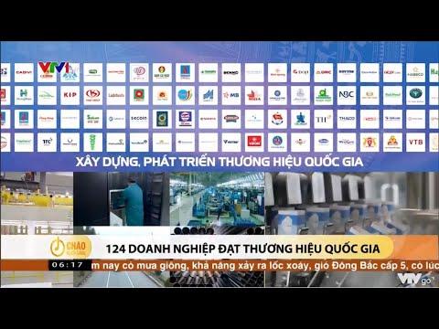 """[VTV1-5H30 NGÀY 26/11] TẬP ĐOÀN BRG VÀ NGÂN HÀNG SEABANK ĐƯỢC VINH DANH """"THƯƠNG HIỆU QUỐC GIA 2020"""""""