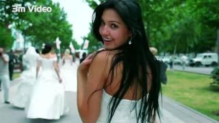 Парад невест в Махачкале (www.3mvideo.ru)
