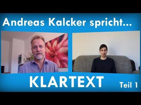 Wie Andreas Kalcker seine schwere Arthritis heilte - Mit diesem Mittel | Teil 1
