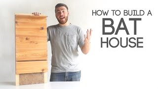 كيفية بناء بيت الخفاش | الحديثة يبني | EP. 40