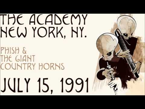 1991.07.15 - The Academy Of Music