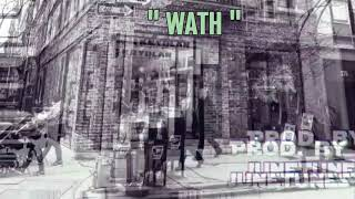 """WATH"" - New Freestyle Beat Hip Hop RNB Rap Trap Instrumental Music 2019. Prod.by @Junetunes. #nyc"