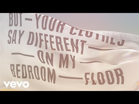 Liam Payne Bedroom Floor Lyric Video