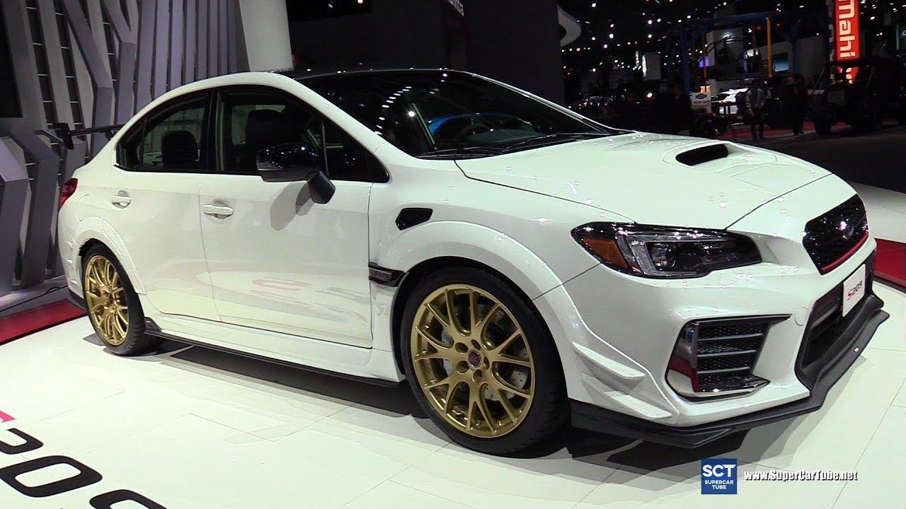 2020 subaru wrx sti s209 - exterior and interior walkaround
