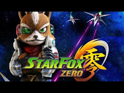 Star Fox Zero Game Movie 1080p HD